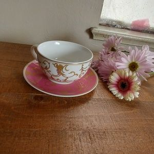 Other - Grace's Teaware Pink & Gold